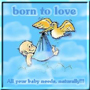 Born to Love logo