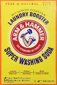 Image: Church + Dwight Arm + Hammer Super Washing Soda | Adds Extra Cleaning and Freshening Power For Tough Household Jobs