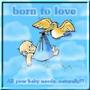 Image: Born to Love logo