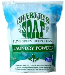 Image: Charlie's Soap - Laundry Powder - Does not irritate sensitive skin