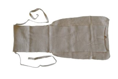 Image: Disana Cloth/knitted tie-on Diapers 100% Organic Cotton | Made in Germany | stretchy knitted fabric follows baby's every move