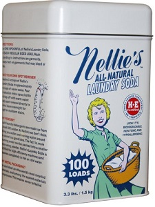Image: Nellie's All Natural Laundry soda - hypoallergenic and leaves your clothes soft, fresh, and residue free