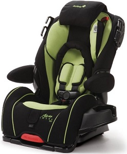 Image: Safety 1st Alpha Omega Elite Convertible Car Seat | 5-35 pounds rear facing, 22-40 pounds front facing, 40-100 pounds belt positioning booster