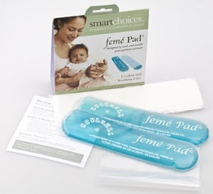 Image: Smart Choices Feme Pad - Gives instant pain relief from childbirth soreness and stitches