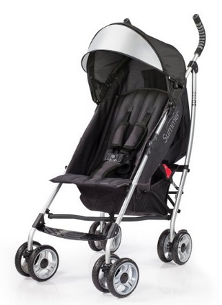 Image: Summer Infant 2015 3D Lite Convenience Stroller - you can be on-the-go or stow and go with ease