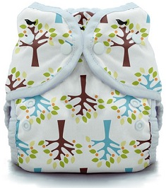 Image: Thirsties Duo Wrap Snap (6-18 lbs) - completely waterproof yet remain breathable, pliable, and very comfortable for your baby's delicate skin