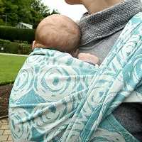 Baby wraps, carriers and slings - Stock Photo Credit: creactions (www.sxc.hu/profile/creactions) All Rights Reserved