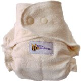 Bamboo Velour Fitted Diaper