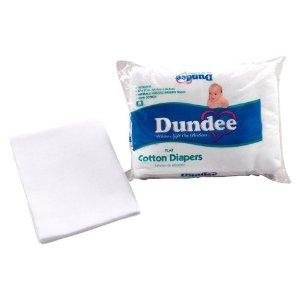 Dundee Flat Diaper