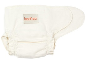 Image: Imse Vimse Organic Flannelette Contour Diapers | Quick Drying and Energy Conserving | Very Streamline and Not Bulky