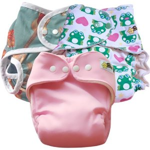 Little Starter Cloth Diaper Pattern