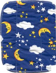 Image: Cotton Fleece BTL Cloth Menstrual Pad | Mama Pads | Menstrual Pads | Cloth Sanitary Pads