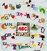 eBook: Alphabet Puppets! Plus Blends and Digraphs (Enhanced eBook
